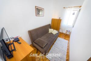 Apartment Casa del Capitano, Apartmány  Kaprije - big - 30