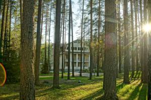 Загородный отель Райвола - фото 8