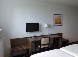 Hotel In den Stallen, Отели  Winschoten - big - 32
