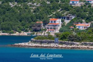 Apartment Casa del Capitano, Apartmány  Kaprije - big - 50