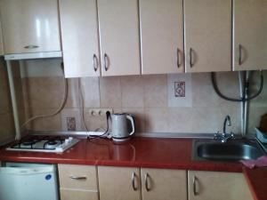 Apartment on Ushakova square 1, Ferienwohnungen  Sevastopol - big - 3