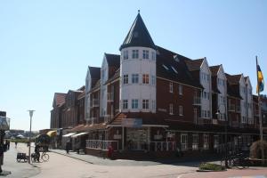 Strandburg auf Juist - Ferienwohnung 206 (Ref. 50965)