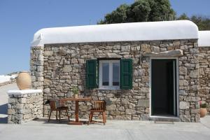 Seethrough Mykonos, Aparthotels  Platis Yialos Mykonos - big - 82