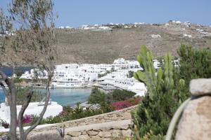 Seethrough Mykonos, Apartmánové hotely  Platis Yialos Mykonos - big - 100