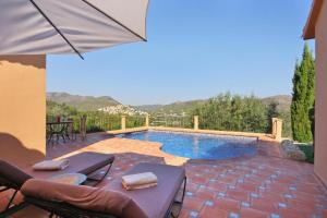 Two-Bedroom Apartment in Orba with Pool I