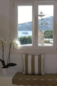 Seethrough Mykonos, Aparthotels  Platis Yialos Mykonos - big - 79