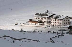 Hotel Jagdschloss Kühtai