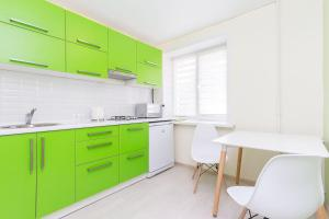 Апартаменты Green Fresh - фото 7