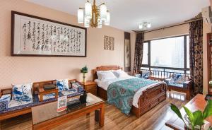 Chengdu Bojin Boutique Apartment, Appartamenti  Chengdu - big - 18