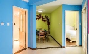 Chengdu Bojin Boutique Apartment, Appartamenti  Chengdu - big - 52