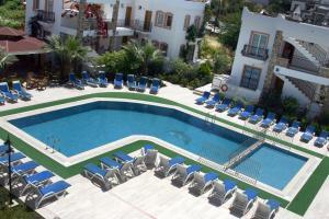 Agar Apart Hotel, Residence  Gümbet - big - 10