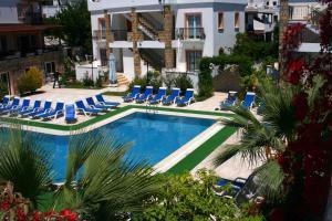 Agar Apart Hotel, Residence  Gümbet - big - 6