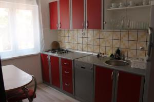Apartment Ruby, Апартаменты  Mandre - big - 43