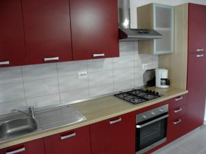 Apartment Slavica 1 IR7710, Apartmanok  Banjol - big - 7