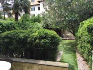 Florence Garden Apartment