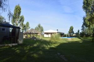 Ecos del Valle, Lodges  San Rafael - big - 25