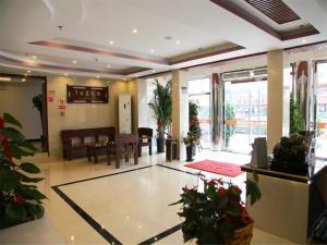 Richmond Hotel, Hotely  Qinhuangdao - big - 24