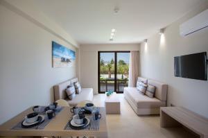 Marinos Beach Hotel-Apartments, Residence  Platanes - big - 5