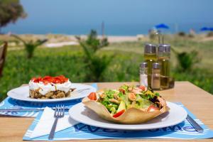 Marinos Beach Hotel-Apartments, Residence  Platanes - big - 44