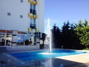 Miray Otel, Отели  Тосья - big - 16