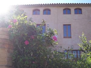 Mas Taniet Hotel Rural, Vidiecke domy  Benissanet - big - 33