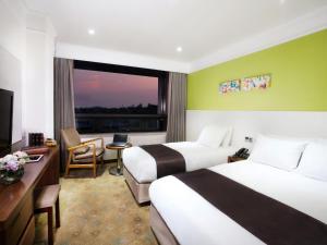 Hotel Robero Jeju, Hotel  Jeju - big - 19