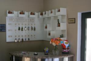 Hotel Siklad, Hotely  Lezhë - big - 15