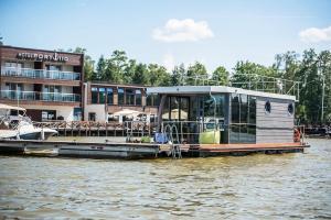 Apartboat - luksusowa jednostka plywajaca
