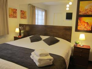 Hostal 7 Norte, Bed & Breakfasts  Viña del Mar - big - 20