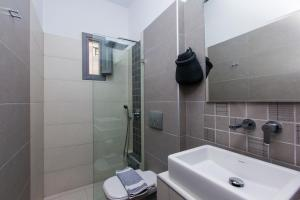 Korali Palace Hotel, Aparthotels  Naxos Chora - big - 14