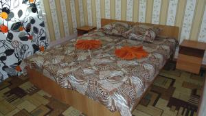 Guest House GorodOk, Bed and breakfasts  Chornomorskoe - big - 76
