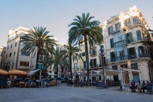 Remolars 3, Apartmanok  Palma de Mallorca - big - 6