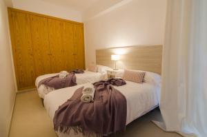 Remolars 3, Apartmanok  Palma de Mallorca - big - 17