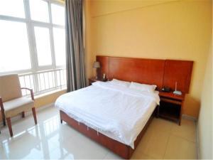 Kelinning Hotel Qingdao East Jialingjiang Road, Отели  Huangdao - big - 11