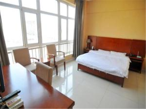 Kelinning Hotel Qingdao East Jialingjiang Road, Отели  Huangdao - big - 10