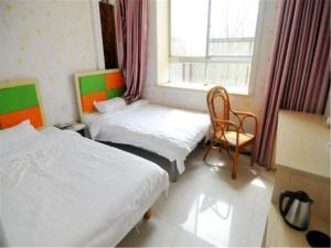 Kelinning Hotel Qingdao East Jialingjiang Road, Отели  Huangdao - big - 4