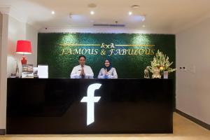 F Hotel Jakarta by Bencoolen
