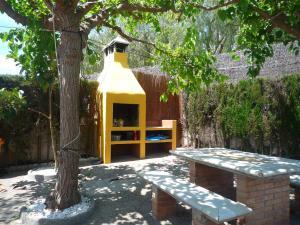 Villa service Casa Nirvino, Case vacanze  Calafell - big - 11