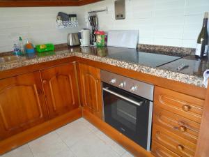Villa service Casa Nirvino, Case vacanze  Calafell - big - 19