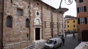 Appartamento La Torre di S.Frediano, Apartmanok  Lucca - big - 8