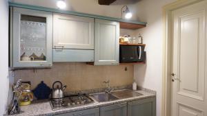 Appartamento La Torre di S.Frediano, Apartmanok  Lucca - big - 11