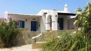 Marilu's Garden House, Апартаменты  Панормос-Миконос - big - 6