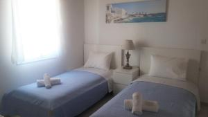 Marilu's Garden House, Апартаменты  Панормос-Миконос - big - 4