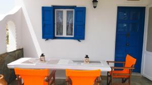 Marilu's Garden House, Апартаменты  Панормос-Миконос - big - 12