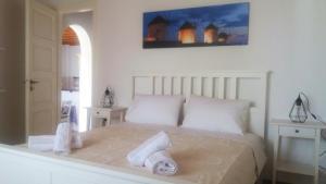 Marilu's Garden House, Апартаменты  Панормос-Миконос - big - 19