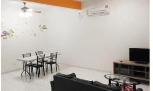 Home2u D'Eula, Holiday homes  Johor Bahru - big - 11