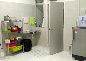 Home2u D'Eula, Holiday homes  Johor Bahru - big - 6