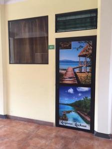 Alojamiento de Rosales, Vendégházak  Cobán - big - 4