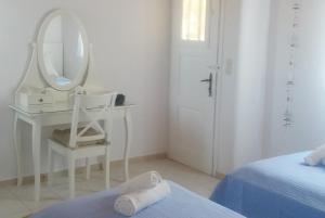 Marilu's Garden House, Апартаменты  Панормос-Миконос - big - 3