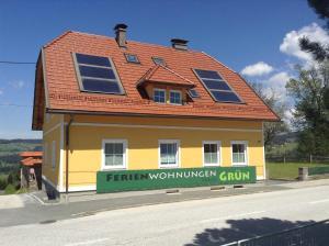 Ferienwohnungen Grün, Апартаменты  Preitenegg - big - 15